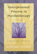 Download Interpersonal Process in Psychotherapy