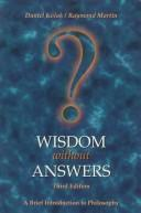 Download Wisdom without answers