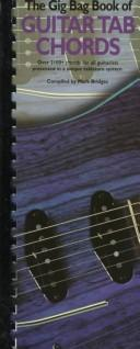 Gig Bag Book of Guitar Tab Chords