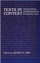 Download Texts in Context