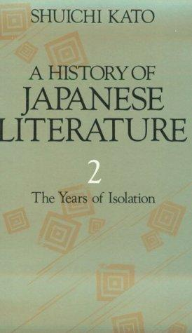 Download History of Japanese Literature