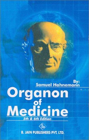 Download Organon of Medicine (5th & 6th Edition)