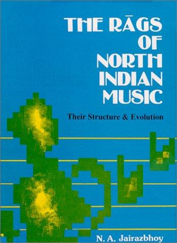 The rāgs of North Indian music