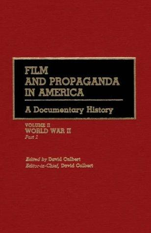 Film and Propaganda in America