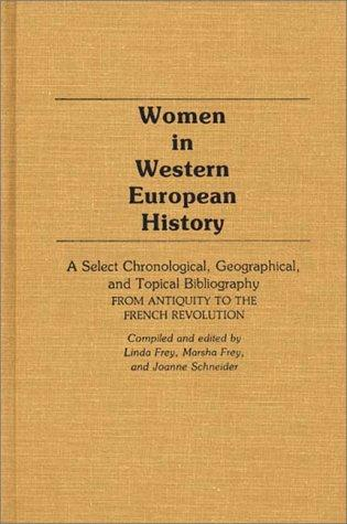Women in western European history