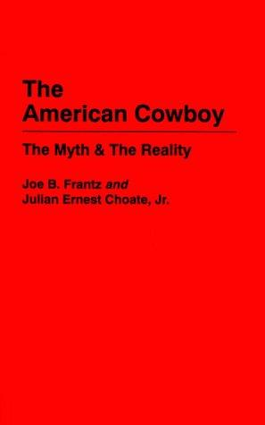 Download The American cowboy