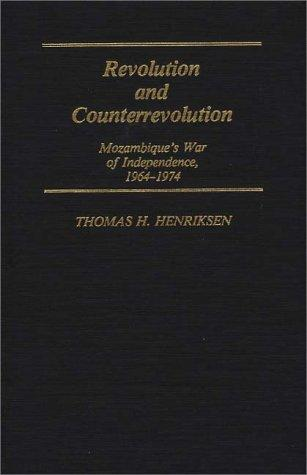 Revolution and counterrevolution by Thomas H. Henriksen