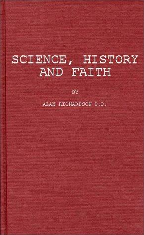 Science, history, and faith