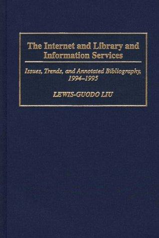 Download The Internet and library and information services