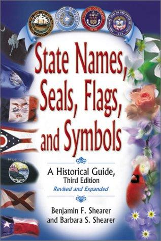 State names, seals, flags, and symbols