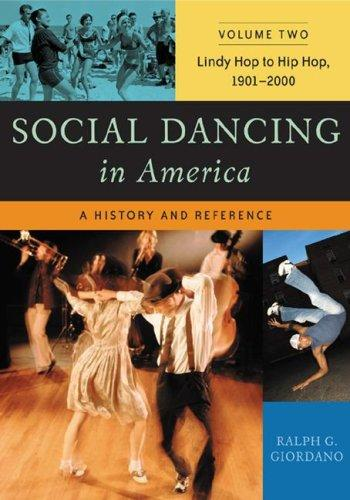 Download Social Dancing in America