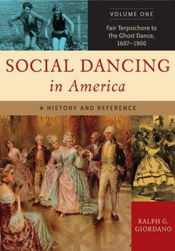 Download Social Dancing in America Two Volumes