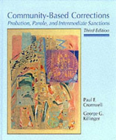 Download Community-based corrections