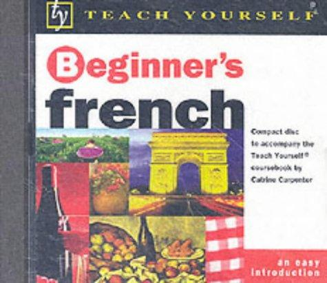 Download Beginner's French (Teach Yourself)