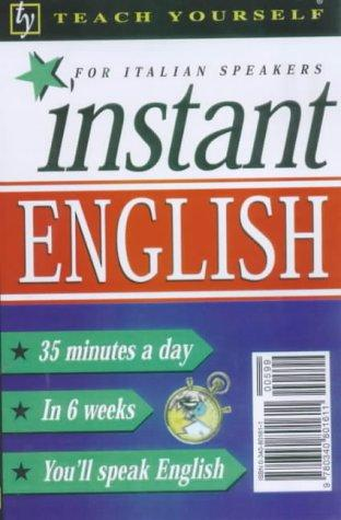 Inglese Istantaneo (Teach Yourself)