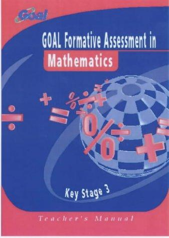 Download Goal Formative Assessment (GOAL Formative Assessment in Key Stage 3)