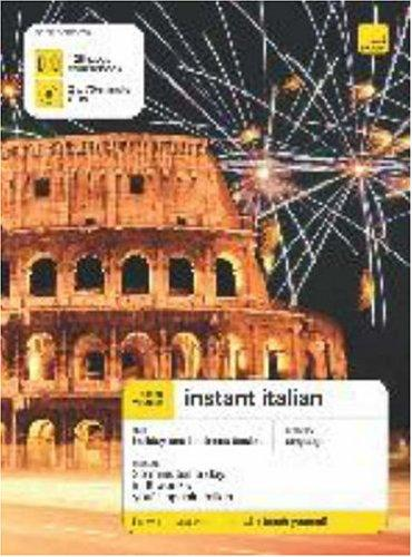 Download Teach Yourself Instant Italian (Teach Yourself Instant Courses)