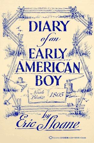 Download Diary of an Early American Boy