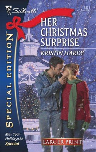 Her Christmas Surprise (Larger Print Special Edition)