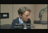 Still frame from: Talking Stick: Kate Brown - The Great Soviet and American Plutonium Disasters