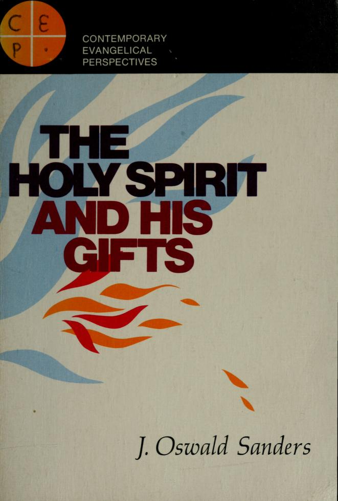 The Holy Spirit of promise by J. Oswald Sanders