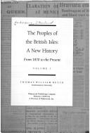 The Peoples of the British Isles by Thomas William Heyck