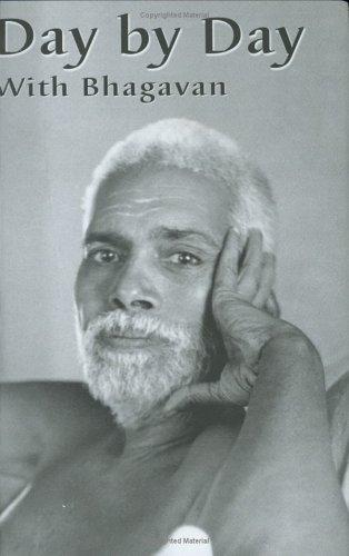 Day by Day With Bhagavan by A. Devararaja Mudaliar