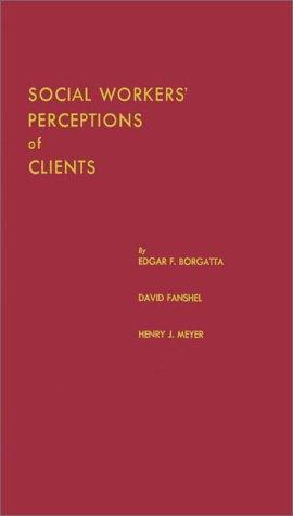 Social workers' perceptions of clients