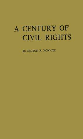 A century of civil rights