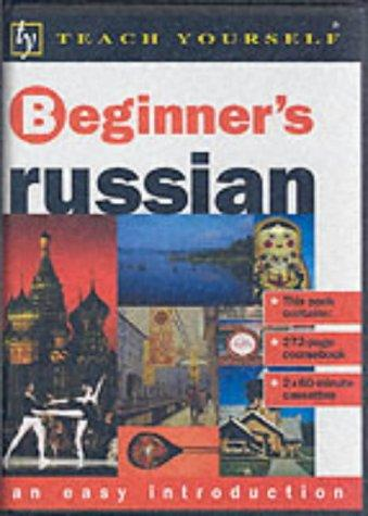 Beginner's Russian by Rachel Farmer