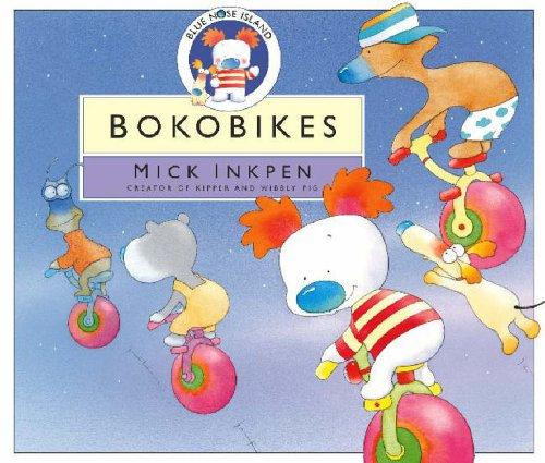 Bokobikes (Blue Nose Island) by Mick Inkpen