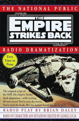 The Empire strikes back by Daley, Brian.