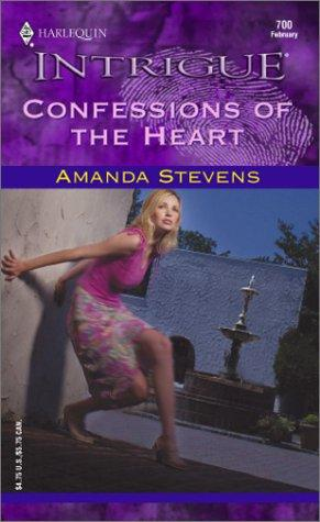 Confessions of the Heart by Amanda Stevens