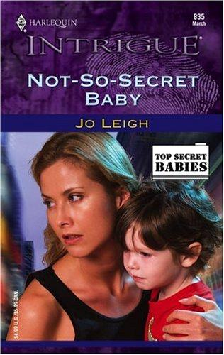 Not-so-secret baby by Jo Leigh
